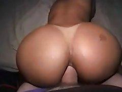 Amateur ass big white