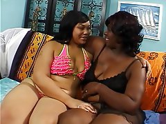 thick black ebony lesbians Two Lovely Ebony Lesbians Lick Black Pussy And Trib.